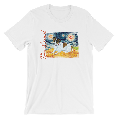 Jack Russell Terrier STARRY NIGHT T-Shirt