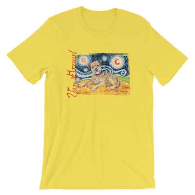 Border Terrier STARRY NIGHT T-Shirt