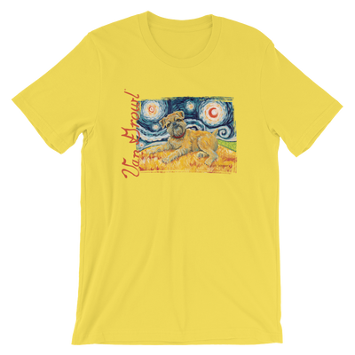 Brussels Griffon STARRY NIGHT T-Shirt