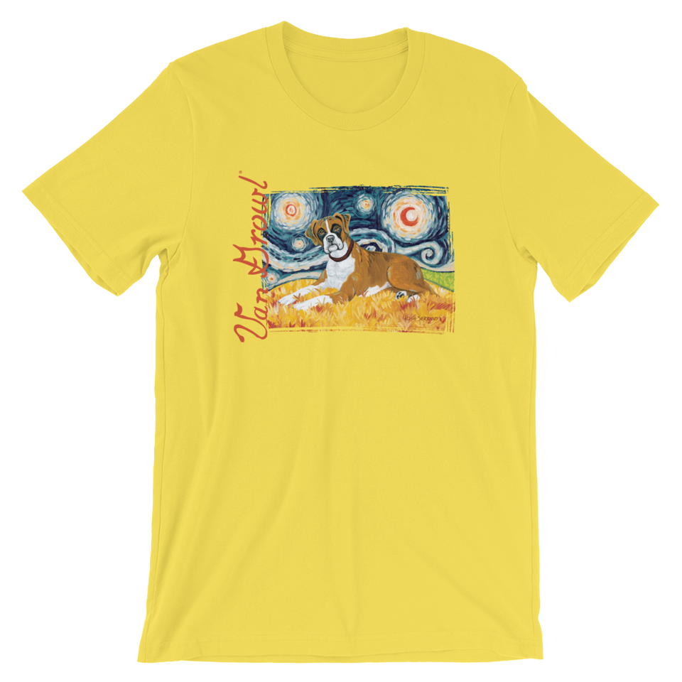 Boxer STARRY NIGHT T-Shirt