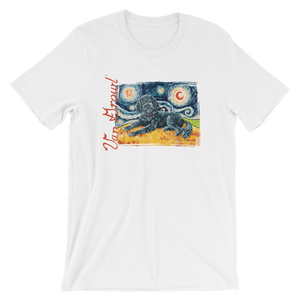 Doodle (black) STARRY NIGHT T-Shirt