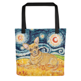 Chihuahua STARRY NIGHT Tote