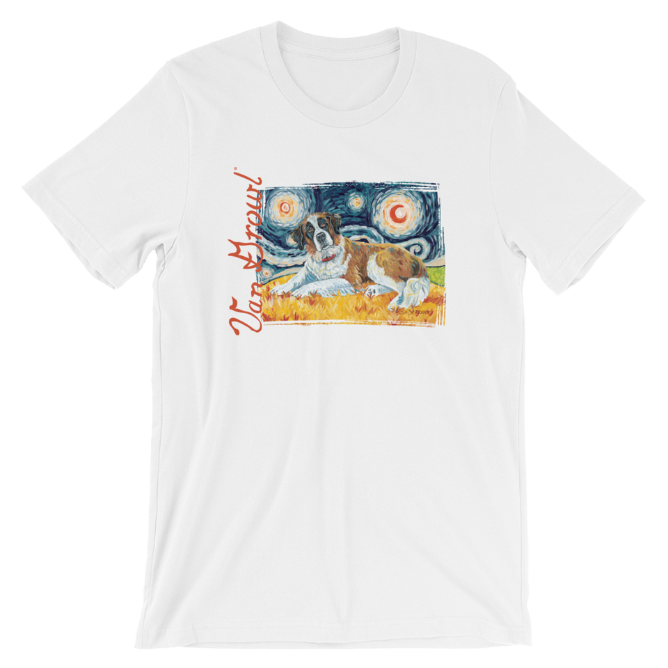 Saint Bernard STARRY NIGHT T-Shirt