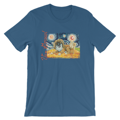 Pekingese STARRY NIGHT T-Shirt