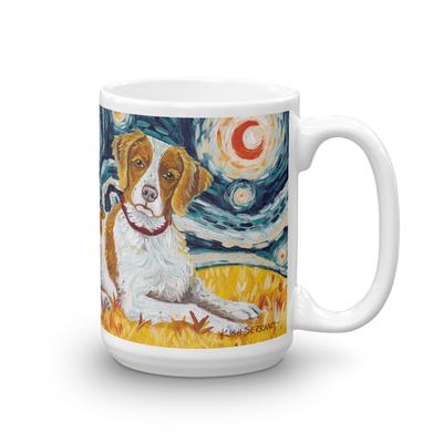 Brittany STARRY NIGHT Mug-15oz