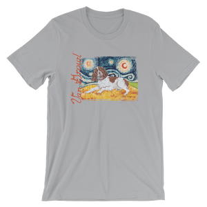 English Springer Spaniel STARRY NIGHT T-Shirt