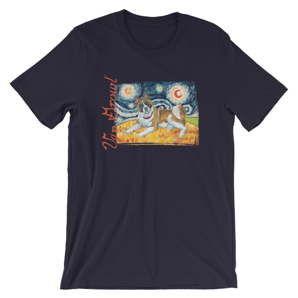 Akita STARRY NIGHT T-Shirt