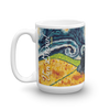 Poodle (black) STARRY NIGHT Mug-15oz
