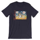 Shetland Sheepdog  STARRY NIGHT T-Shirt