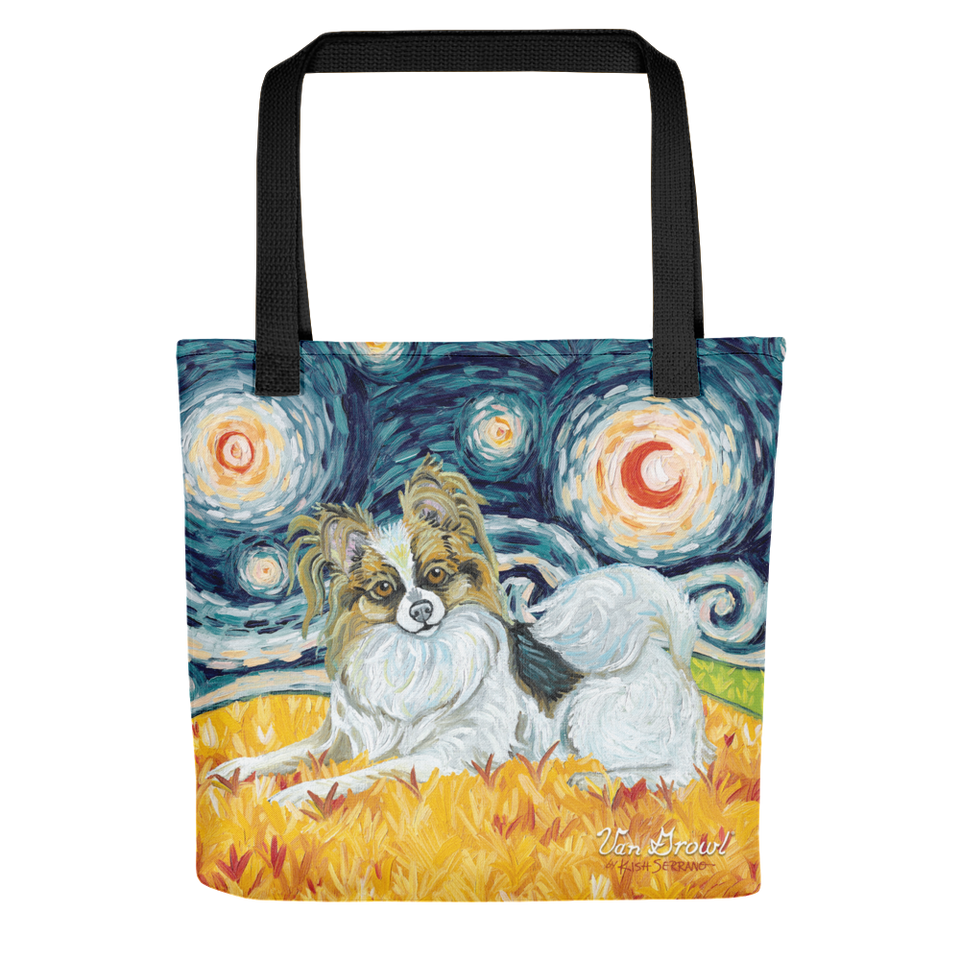 Papillon STARRY NIGHT Tote