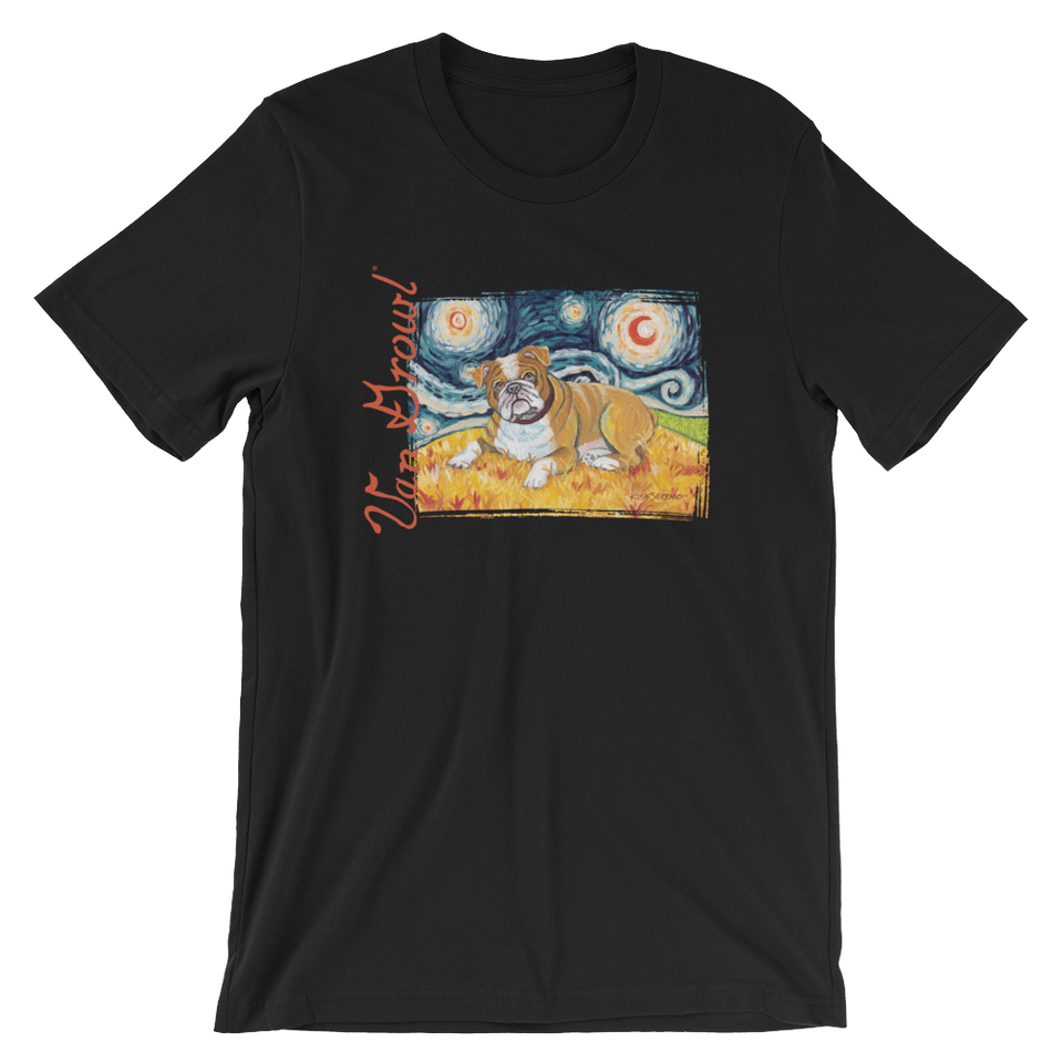Bulldog STARRY NIGHT T-Shirt
