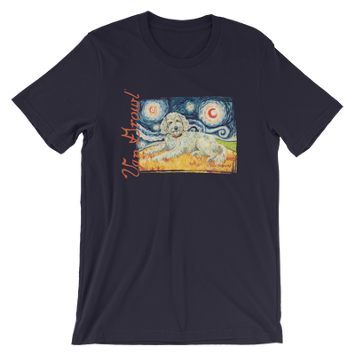 Doodle (cream) STARRY NIGHT T-Shirt