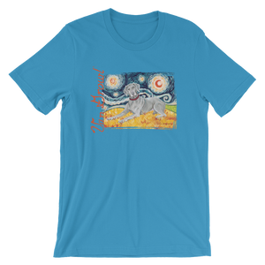 Weimaraner STARRY NIGHT T-Shirt