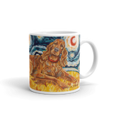 Irish Setter STARRY NIGHT Mug-15oz