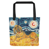 Bloodhound STARRY NIGHT Tote