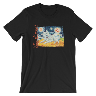 American Eskimo STARRY NIGHT T-Shirt