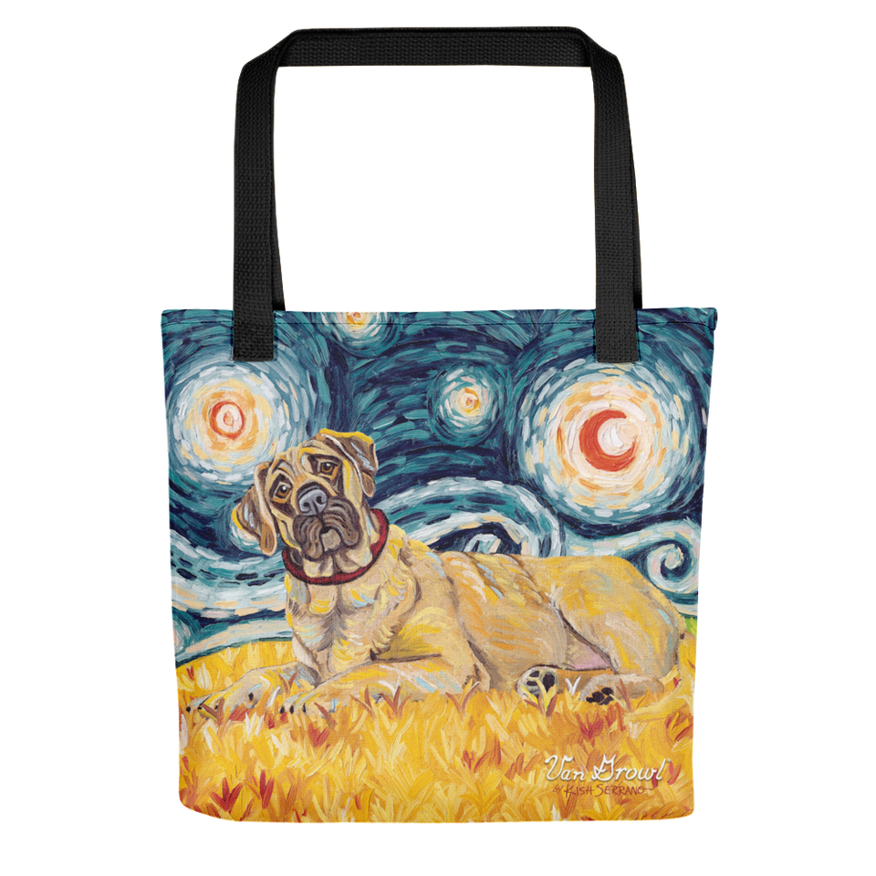Mastiff STARRY NIGHT Tote