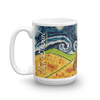 Basset Hound STARRY NIGHT Mug-15oz