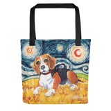Beagle STARRY NIGHT Tote
