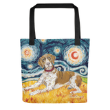 German Shorthaired Pointer STARRY NIGHT Tote