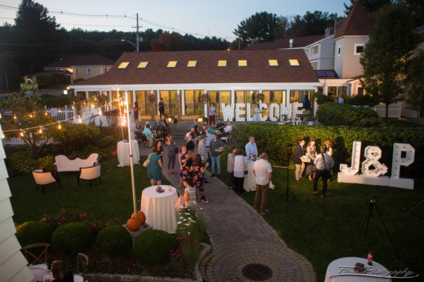 Real Maine Wedding's welcome party 2018 Wedding of the Year