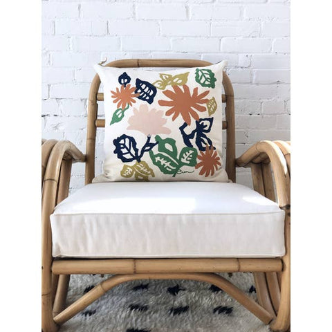 Erin Flett Garden Pillow