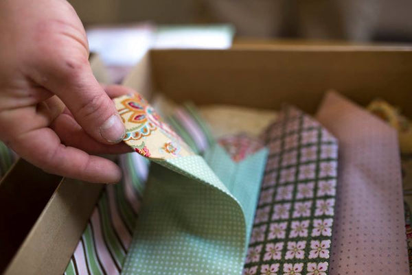 custom made ties from The Maine Square