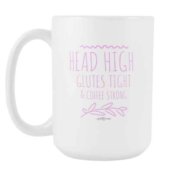 Head High Mug 15 oz.