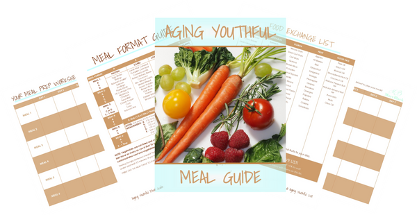 Aging Youthful Meal Guide