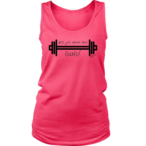 Girls Just Wanna Have Gunz Tank