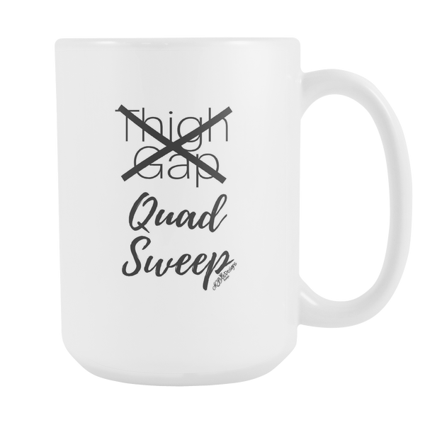 Quad Sweep Mug