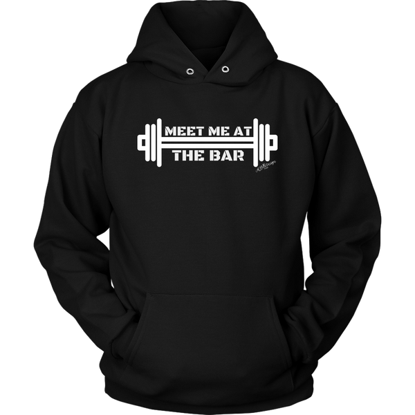 Unisex Meet Me At The Bar Hoodie