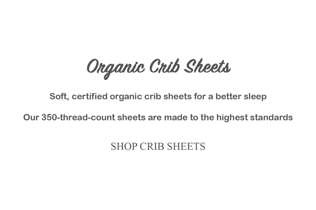 Dera Design Organic Crib Sheets