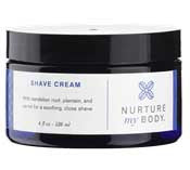 Nurture My Body Shave Cream