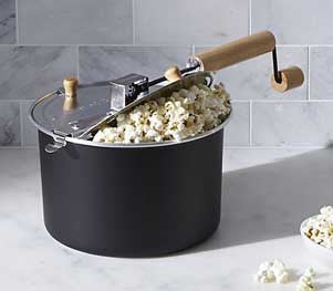 Holiday Gifts for the New Dad – Popcorn maker