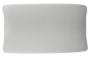 Changing Pad Cover in GOTS-Certified Organic Cotton – GeoLeaf Grey