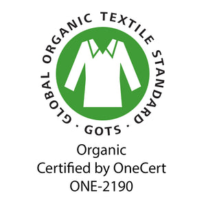 GOTS logo with Dera Design license ONE-2190