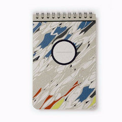 Marbled Pocket Notebook