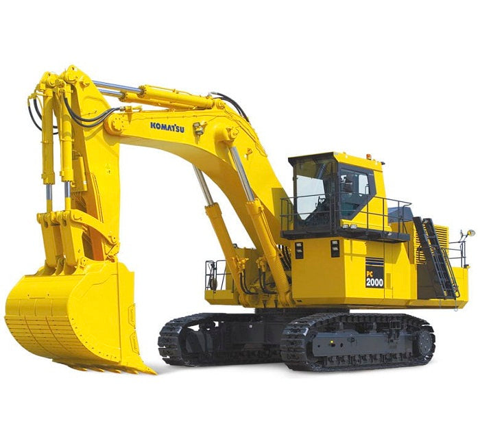Download Komatsu Service Manual to Offer Repair and Maintenance Services