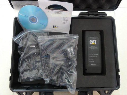 diagnostic software for caterpillar