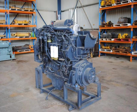 Komatsu 170E-5 Series SAA6D170E-5 Diesel Engine Official Workshop Service Repair Manual #2