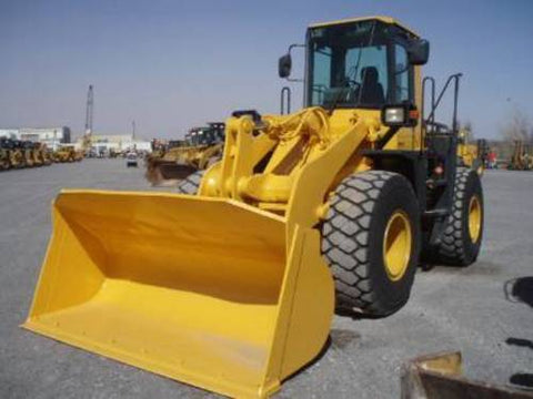 Komatsu avance WA300L-3 Wheel Loader Official Workshop Service Repair Technical Manual