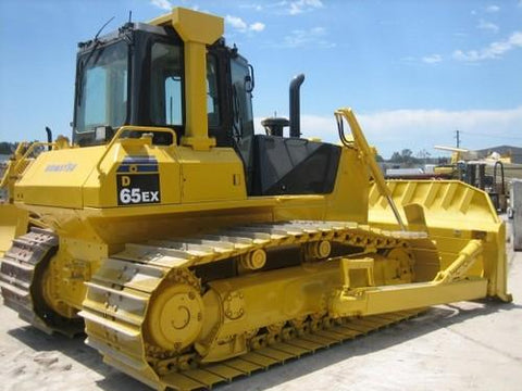 Komatsu D65EX-17 D65PX-17 D65WX-17 Bulldozer Official Workshop Service Manual