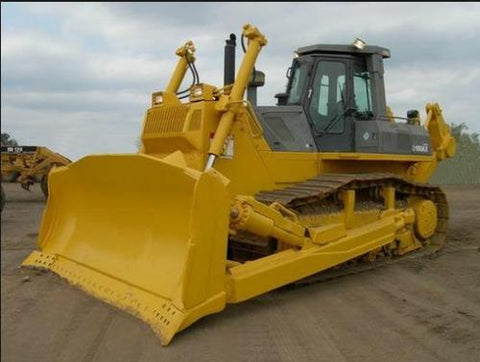 Komatsu D63E-12 Bulldozer Official Workshop Service Repair Technical Manual