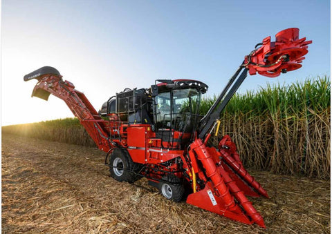 Case IH A8000 A8800 Cane Harvester Official Workshop Service Repair Manual