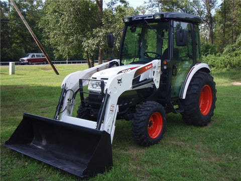 Bobcat CT335 Compact Tractor Workshop Service Repair Manual