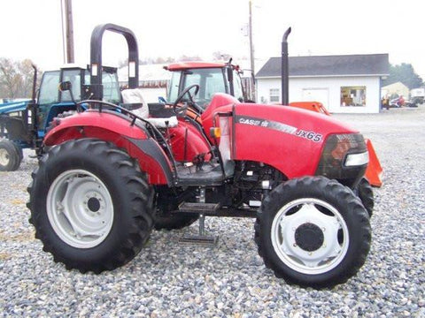 case ih jx55 jx65 jx75 jx85 jx95 tractor factory service repair rh my premium manual source com Case JX75 Tractor Operators Manual Case JX95 Tractor Repair Manual