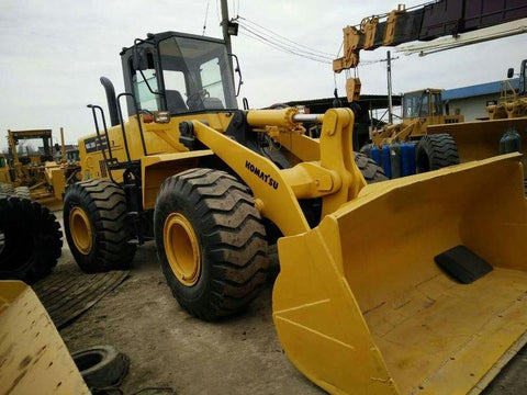Komatsu WA380-3 Wheel Loader Official Workshop Service Repair Manual