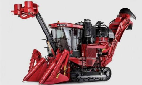 Case IH A8800 MR Sugar Cane Harvester Official Workshop Service Repair Manual