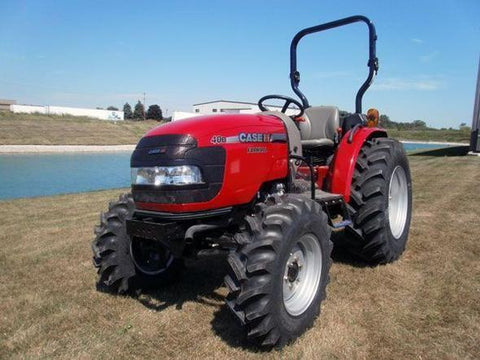 Case IH Farmall 40B CVT Farmall 45B CVT Farmall 50B CVT Compact Tractor Official Workshop Service Repair Manual